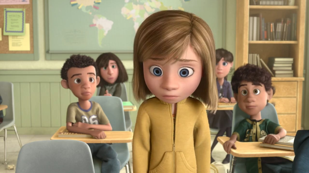 """Pixar's """"Inside Out"""" without the inside"""