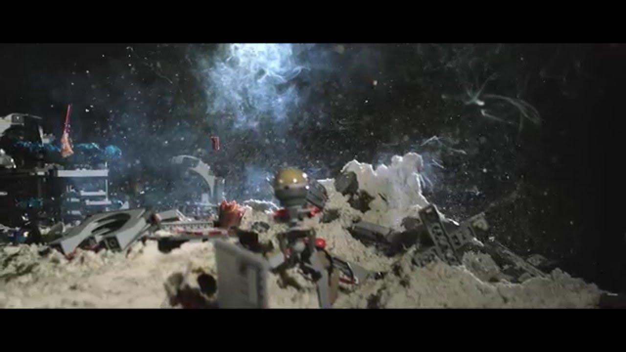 """""""Star Wars""""-LEGO explodiert in Zeitlupe zu """"Killing in the name of"""" von RATM"""