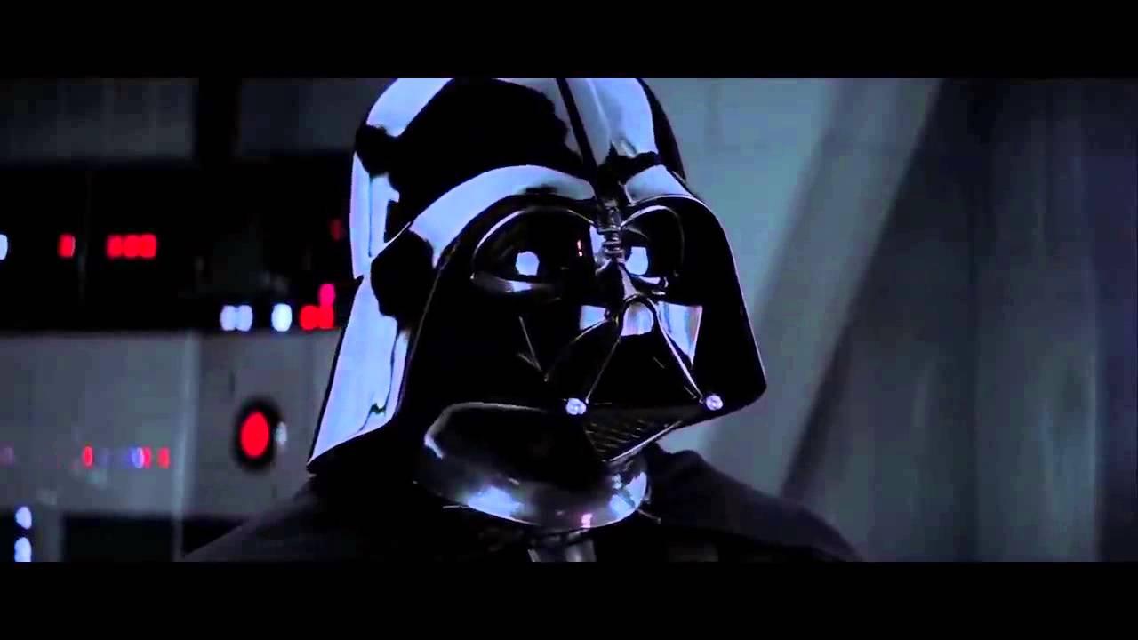 """""""Star Wars"""": Man sollte Darh Vader einfach nicht zu nahe kommen…"""