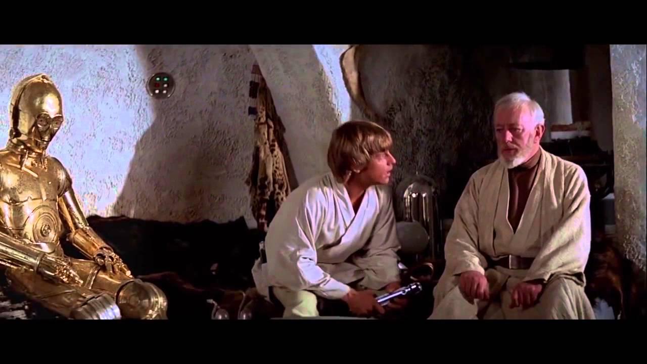 """Star Wars"": Obi-Wan erinnert sich an Darth Vader"