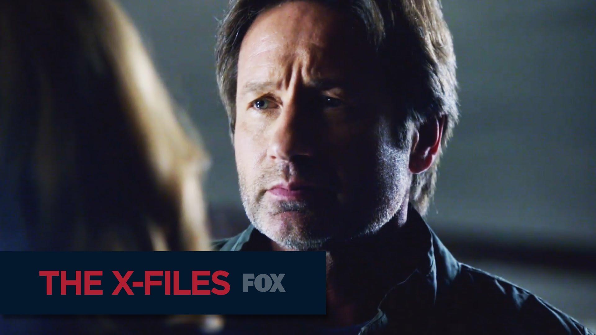 """Übrigens steht auch immer noch das neue """"The X-Files""""-Event an"""