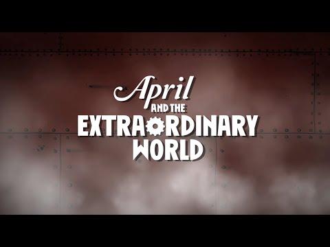 """""""April and the Extraordinary World"""" ist ein französischer Steampunk-Zeichentrickfilm mit zwei Eiffeltürmen"""