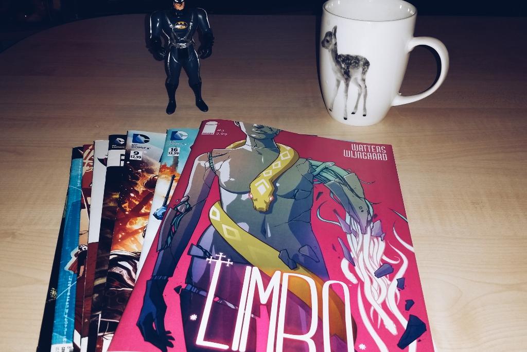 Mein Comic Haul vom 03. Februar 2016 (Faith, Squirrel Girl, Batman in Europa, Daredevil, Limbo, Grayson, Midnighter, Tokyo Ghost)