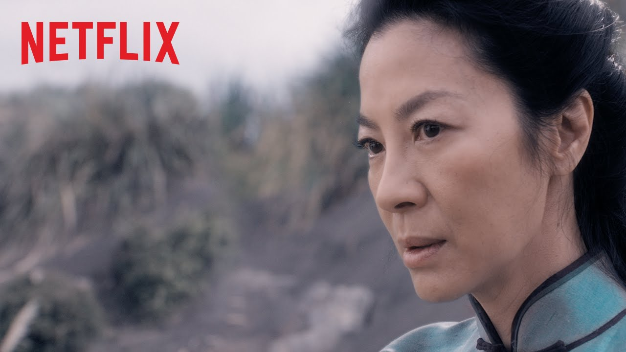 """""""Crouching Tiger, Hidden Dragon: Sword of Destiny"""" hat einen neuen Trailer"""