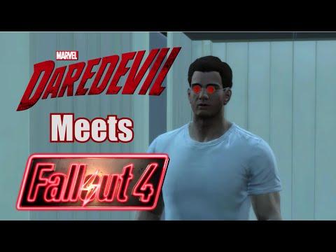 """Der erste Trailer zur zweiten Staffel von """"Daredevil"""", nachgestellt in """"Fallout 4"""""""