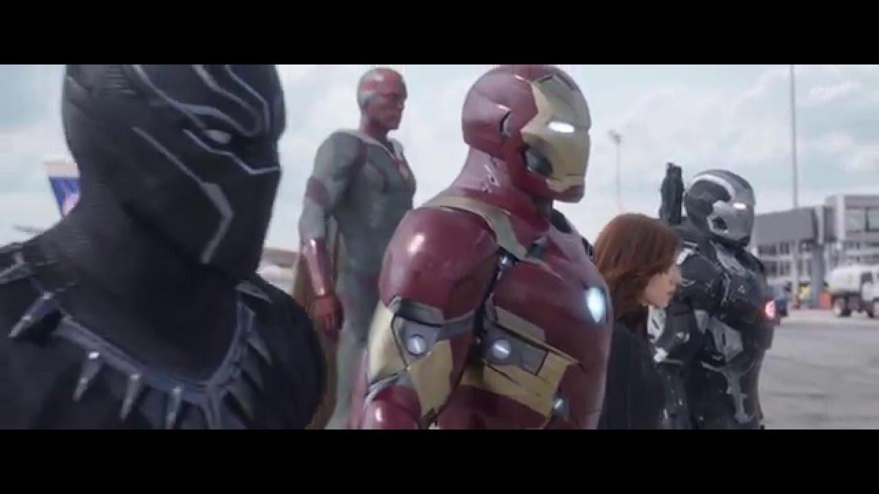 """Der Trailer zu """"Captain America: Civil War"""" zeigt uns das komplette Line-Up"""