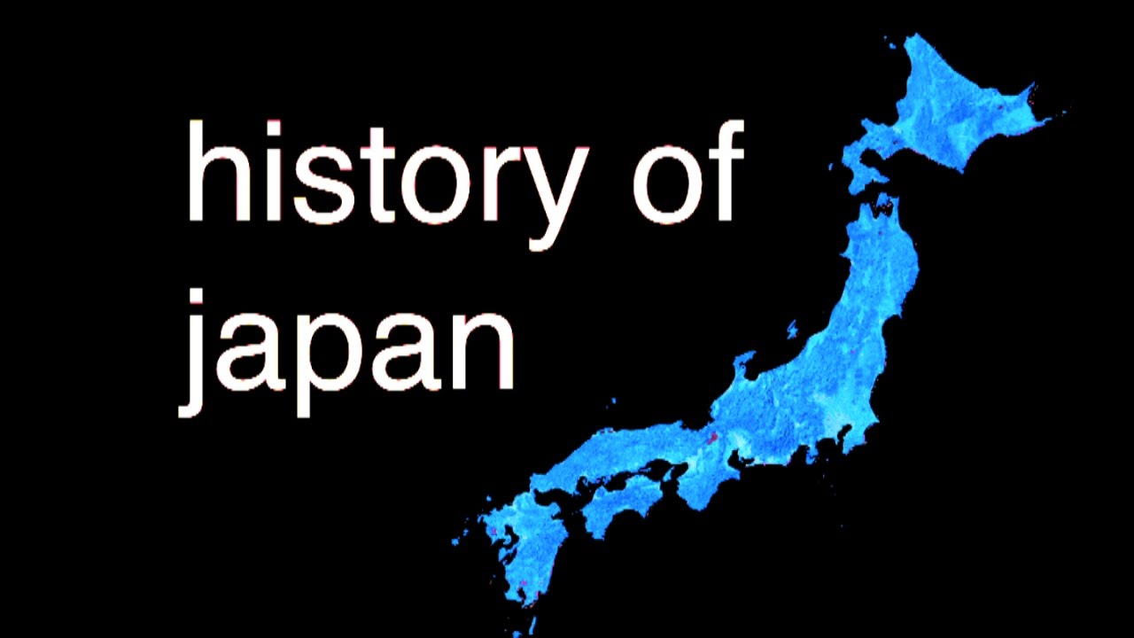Die komplexe Geschichte Japans in neun Minuten