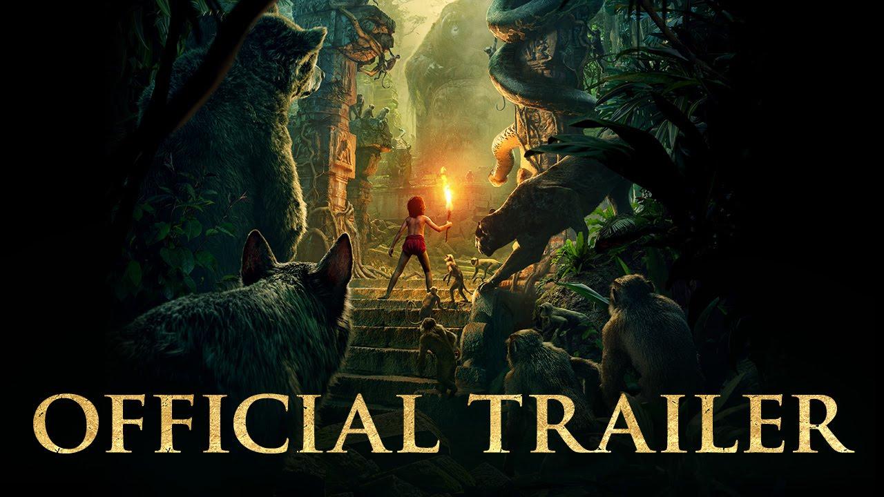 "Disneys ""The Jungle Book"" bekam ja auch einen neuen Trailer"