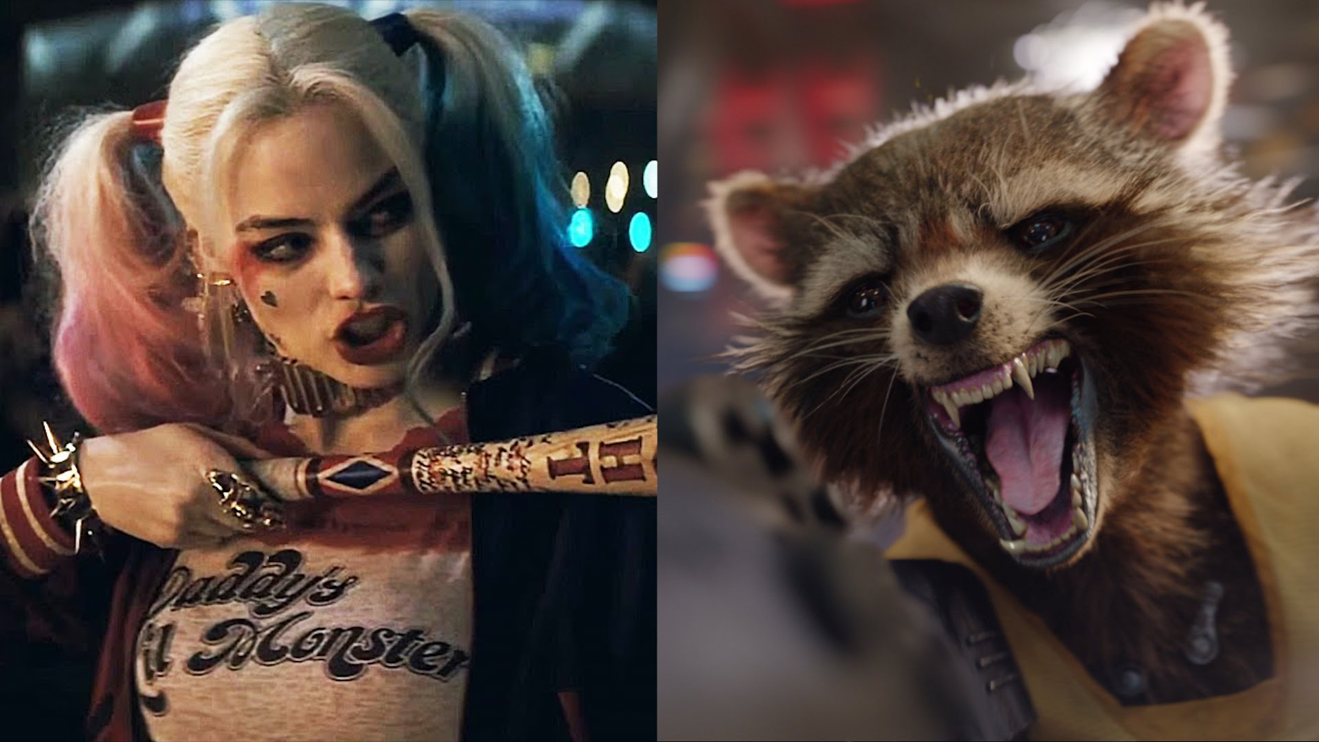"""""""Guardians of the Galaxy"""" x """"Suicide Squad"""""""