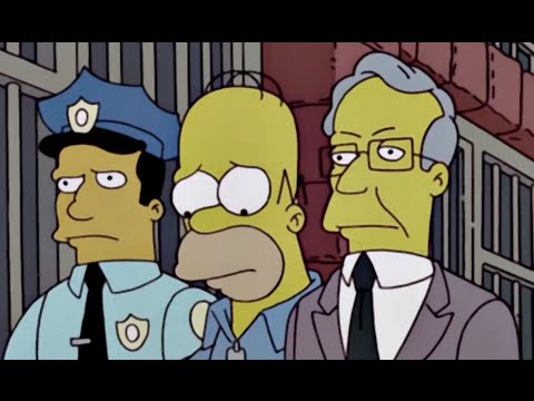 """""""Making a Murderer"""" x """"The Simpsons"""""""