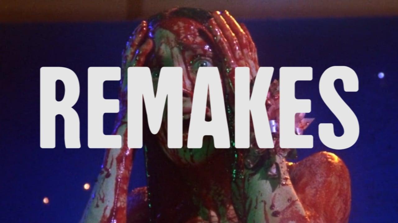 """""""Remakes"""" vergleich Szenen aus Filmen mit ihrer Neuinterpretation"""