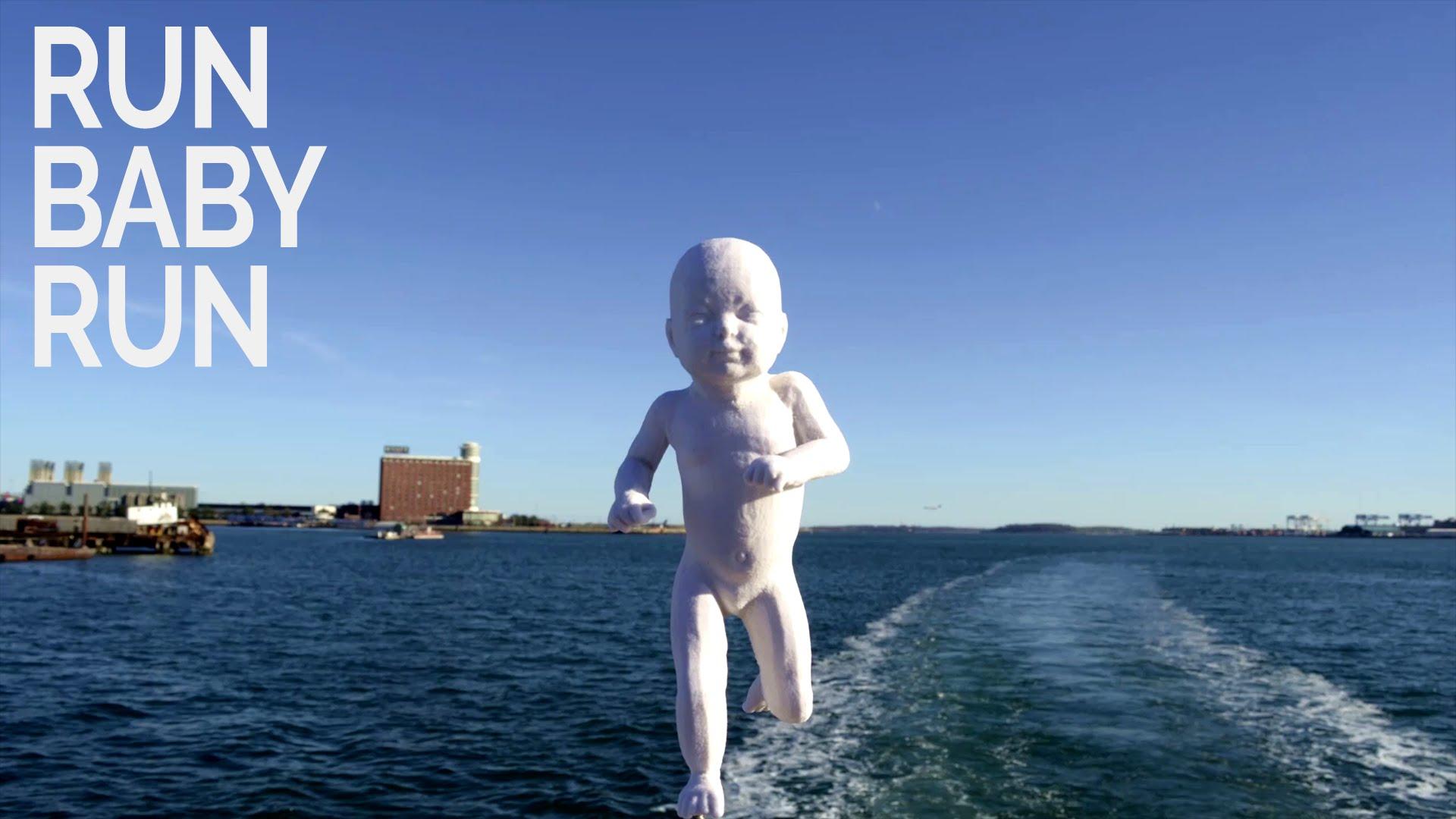 """""""Run Baby Run"""" – eine 3D-gedruckte Stop-Motion-Animation"""