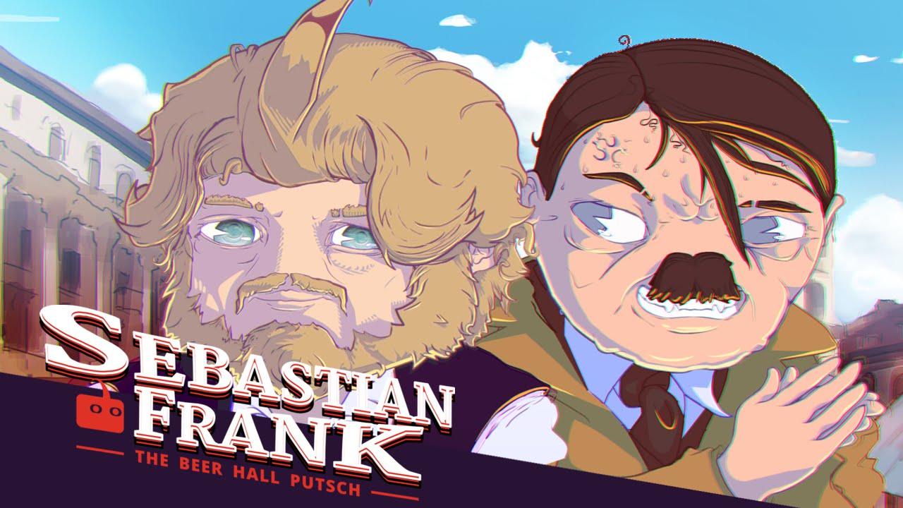 """""""Sebastian Frank – The Beer Hall Putsch"""" ist ein Spiel, in dem man Hitler aufhalten soll"""