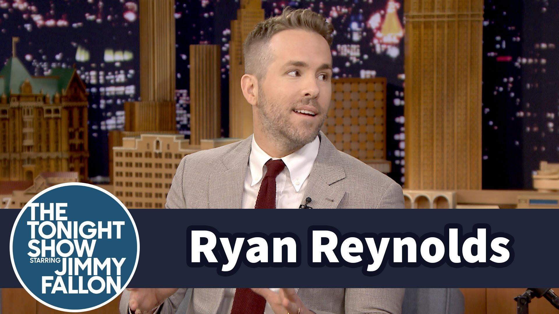 """Vielleicht hat Deadpool selbst das """"Ryan Reynolds""""-Test-Footage geleakt"""