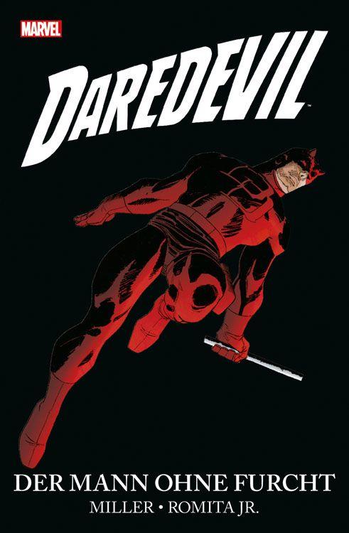 """Comicreview: """"Daredevil – Der Mann ohne Furcht"""""""