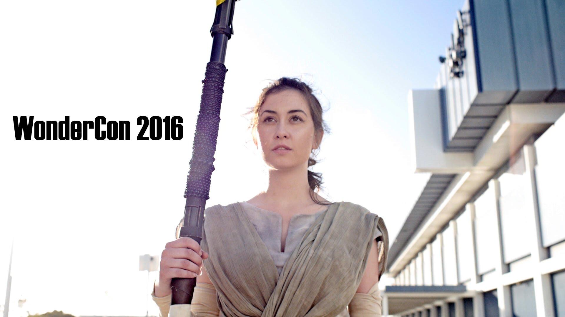 Das Cosplay Music Video von der WonderCon 2016