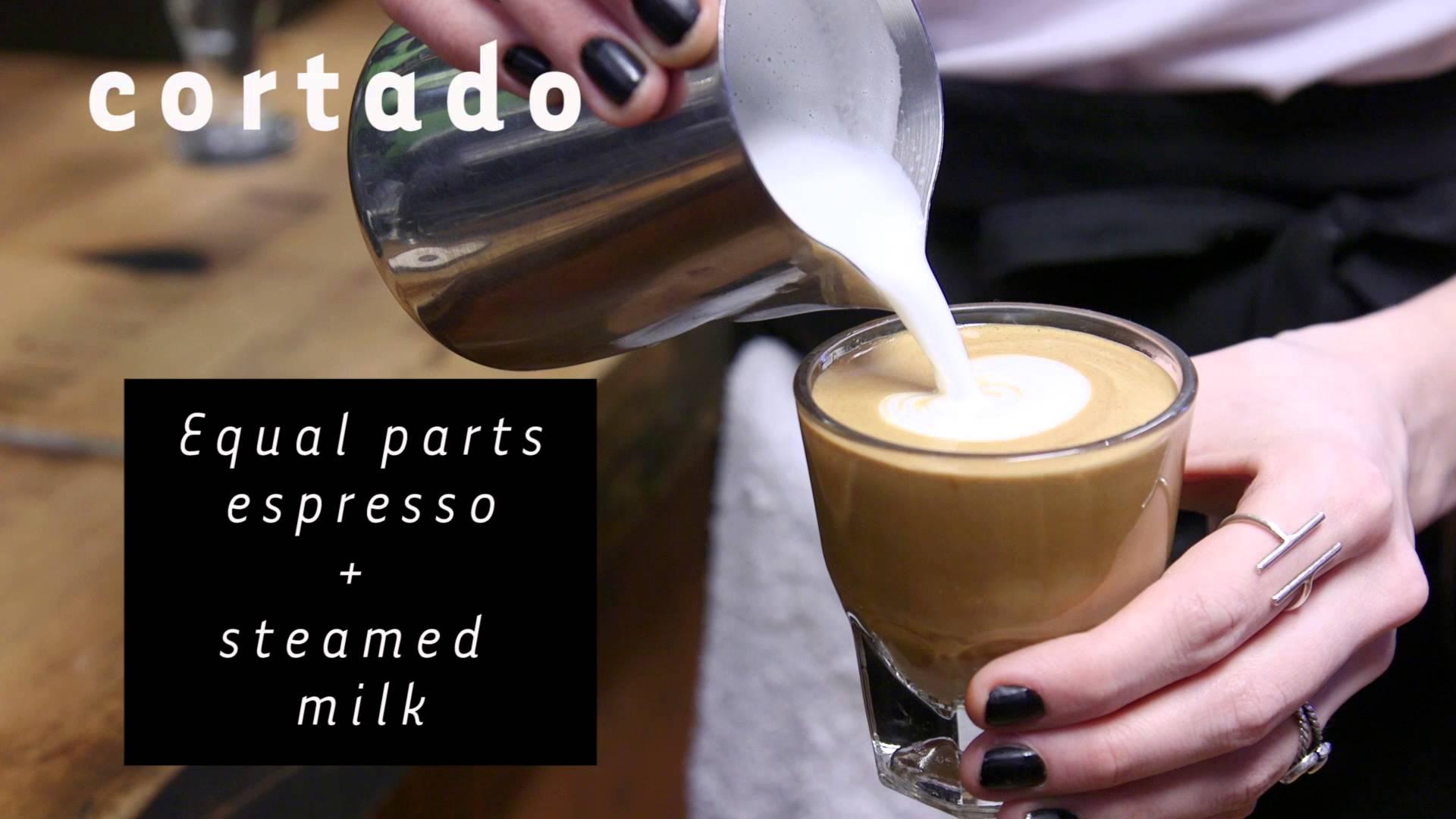 Ein hilfreicher Wegweiser durch die Landschaft der Espresso-Getränke