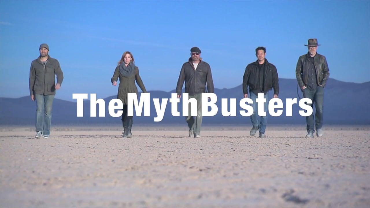 """Ein wunderschönes Video zum Finale der """"Mythbusters"""""""