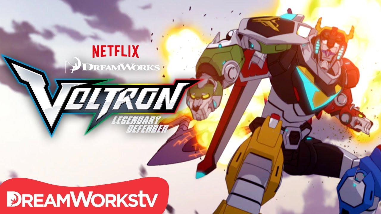 """Netflix macht offenbar eine """"Voltron""""-Serie und es sieht ziemlich gut aus!"""
