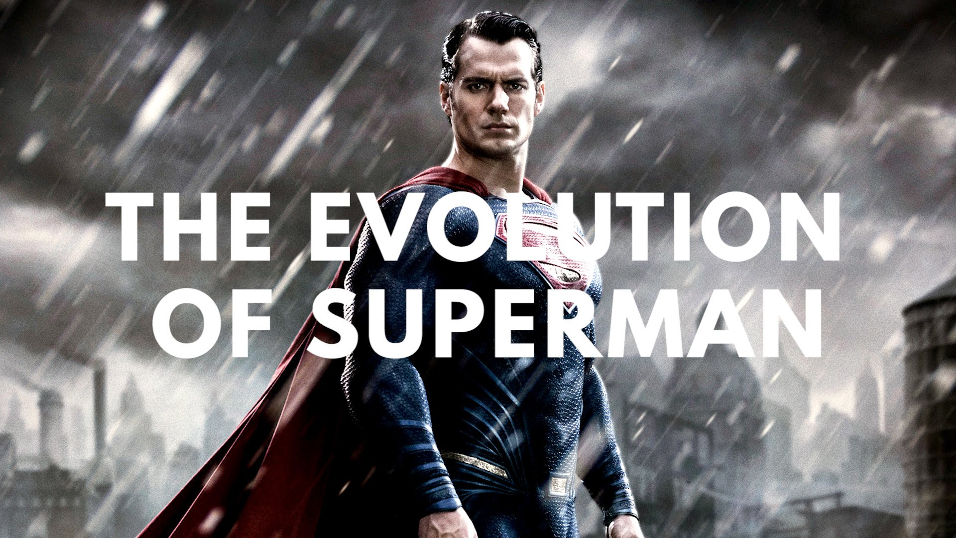 """""""The Evolution of Superman in Television & Film"""""""
