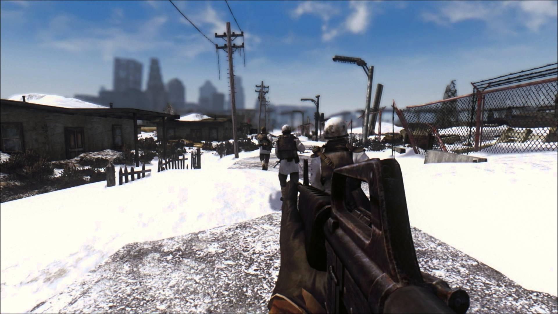 """""""The Frontier"""", eine Mod für """"Fallout: New Vegas"""" setzt euch in Panzer und schickt euch ins Weltall"""