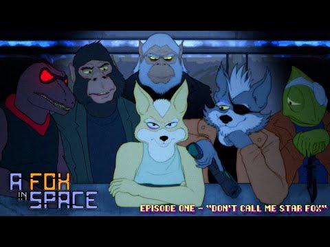 """""""A Fox in Space"""" ist ein """"Star Fox""""-Fanserie und eine Ode an alte Zeichentrickfilme"""