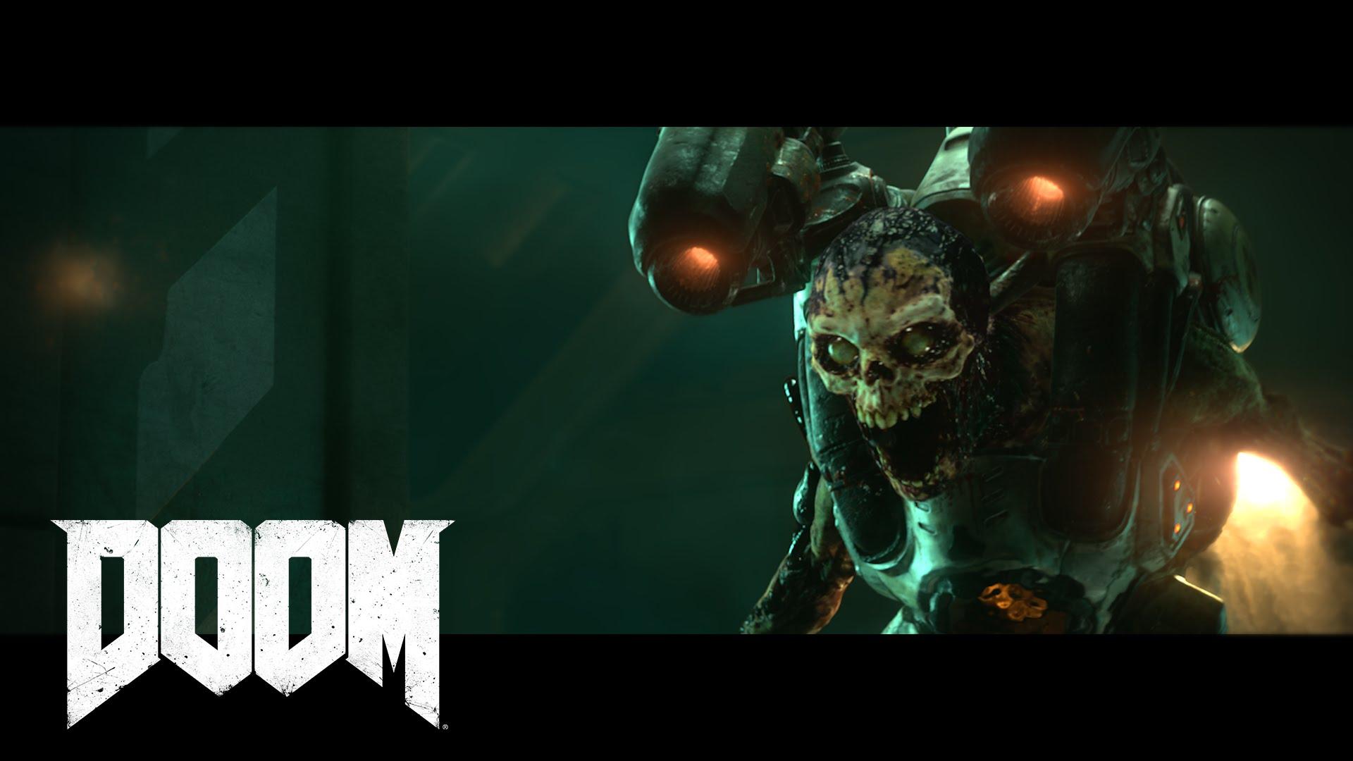 """Ach ja, es sollte ja noch ein neues """"Doom"""" geben – hier ist mal ein Trailer dazu!"""