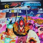 Comics April 2016