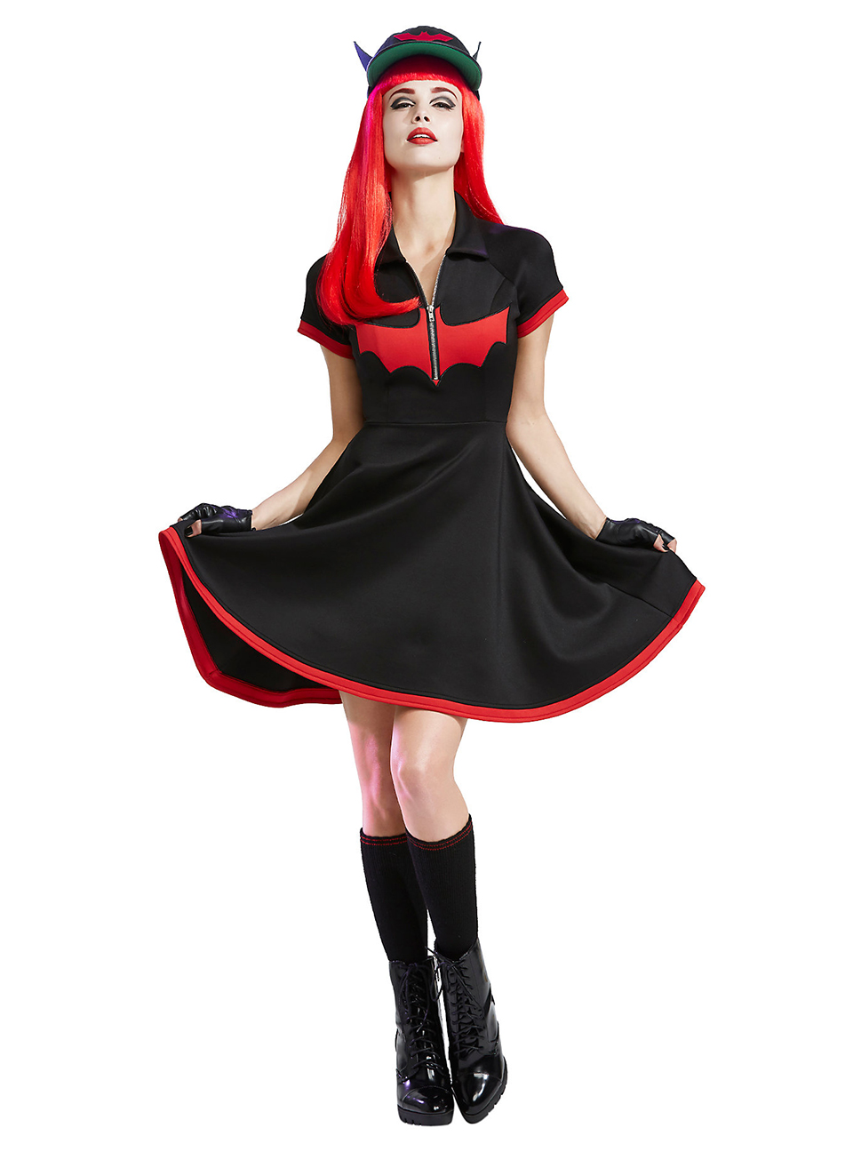 Hallo Ladies: DC Bombshells ist jetzt eine Collection bei Hot Topic