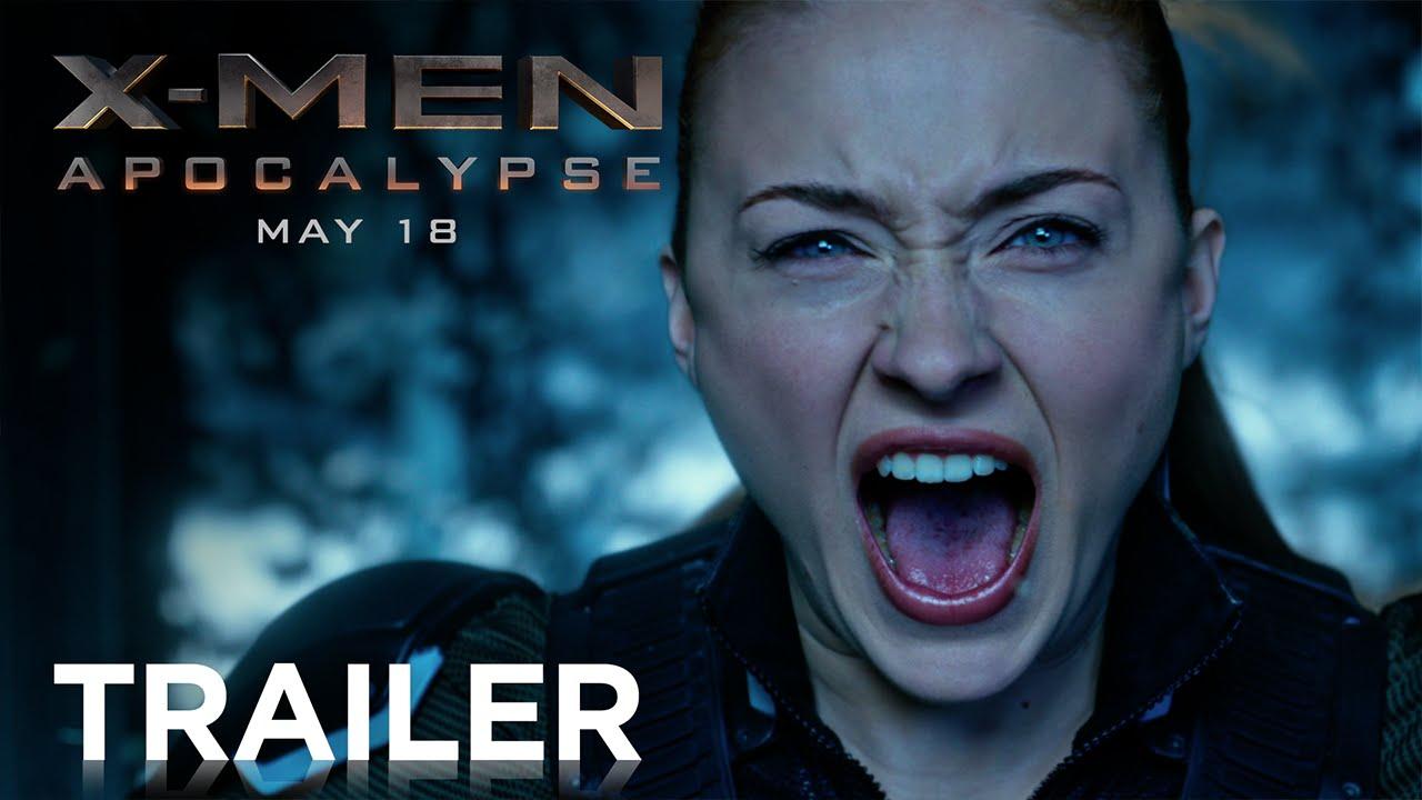 """Der letzte Trailer zu """"X-Men: Age of Apocalypse"""" ist ja auch schon wieder so aufregend"""