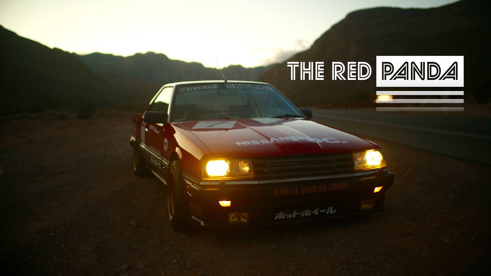 Der Nissan Skyline R30 ist der Red Panda unter den Fahrzeugen