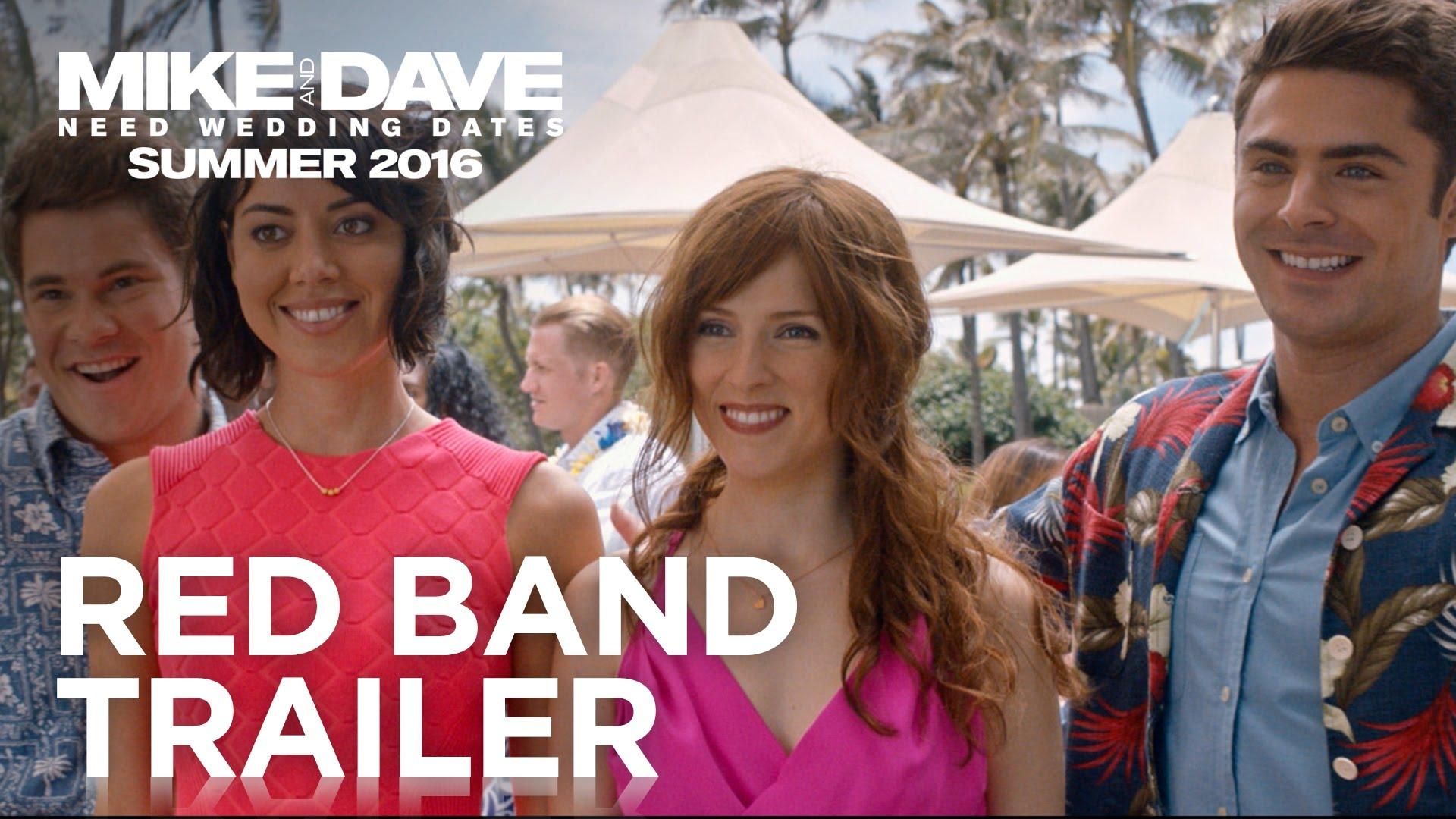 """Der Trailer zu """"Mike and Dave Need Wedding Dates"""" verspricht eine okaye Komödie"""