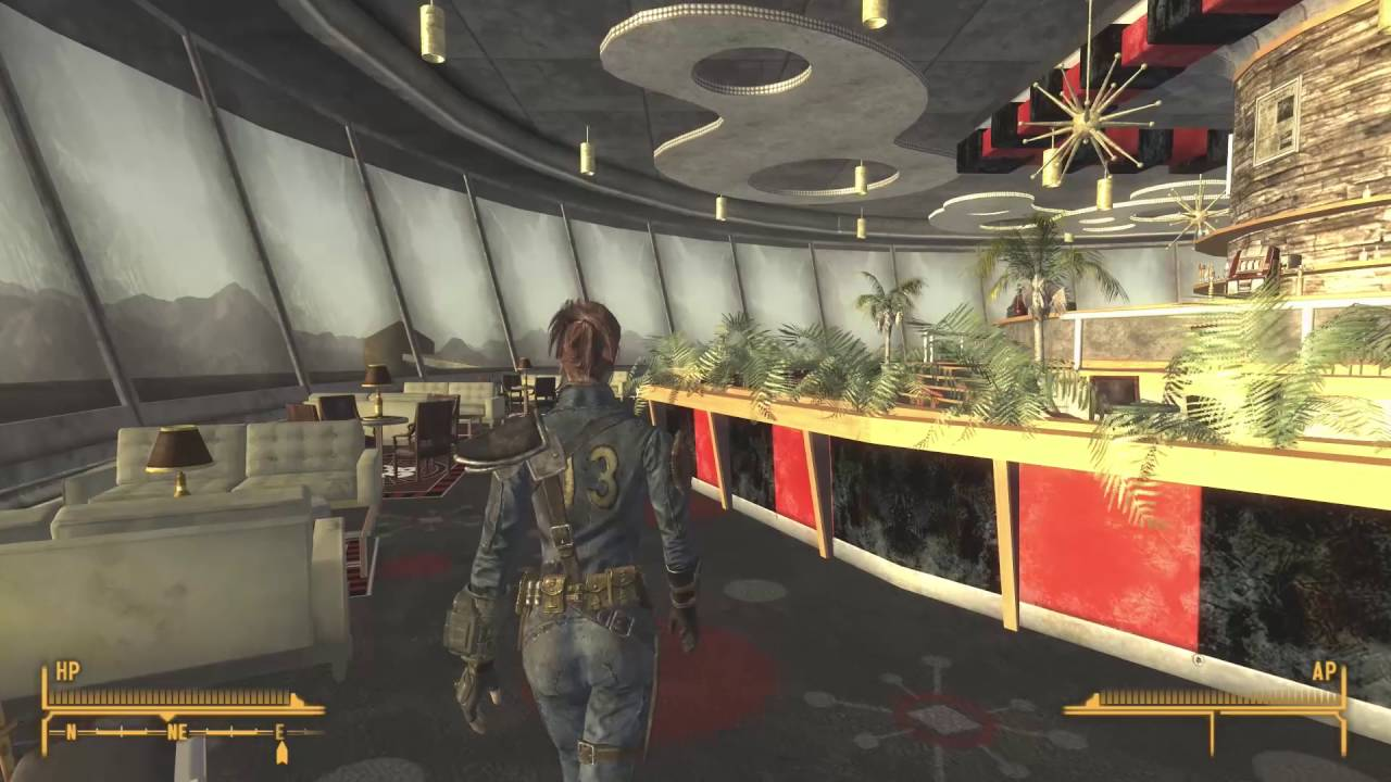 """Fallout: New Vegas – Choose Your Own Apocalypse"""