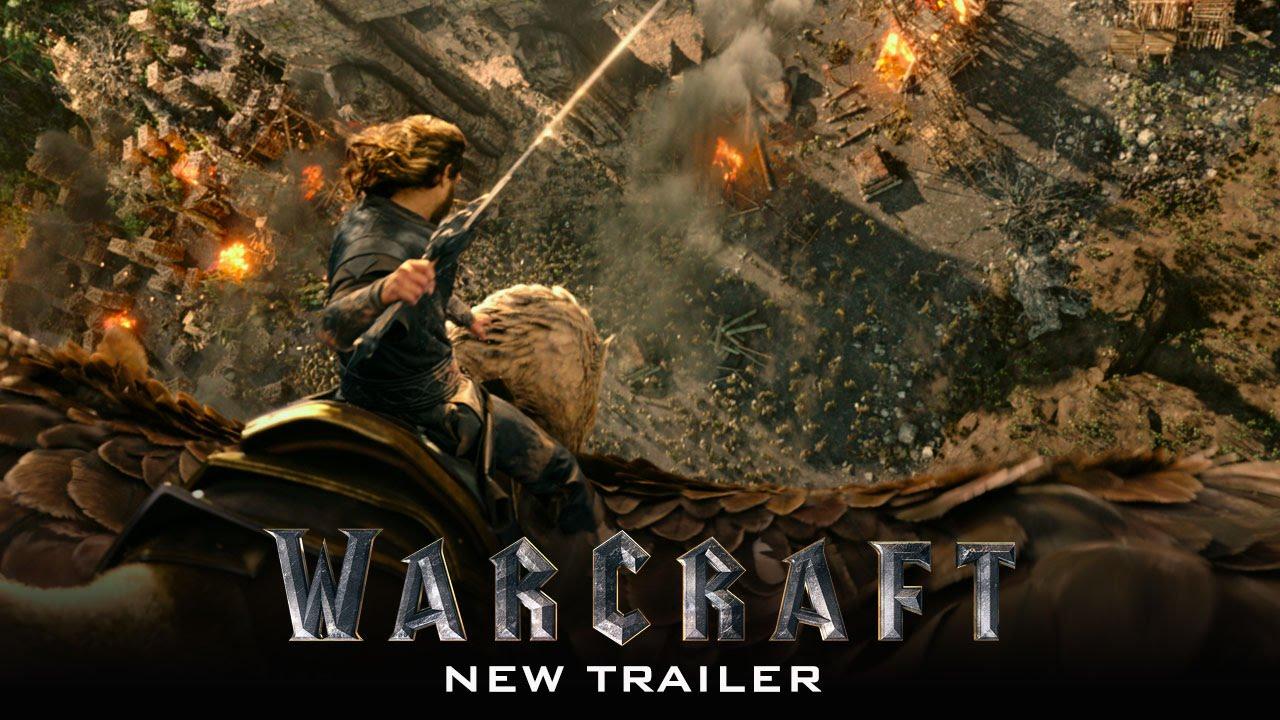 """Im neusten Trailer der """"Warcraft""""-Verfilmung sehen wir endlich auch mal ein bisschen """"Warcraft""""!"""