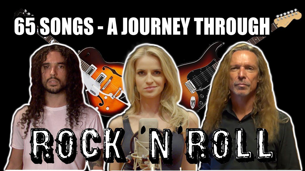 In 65 Songs durch die Geschichte des Rock'n'Roll