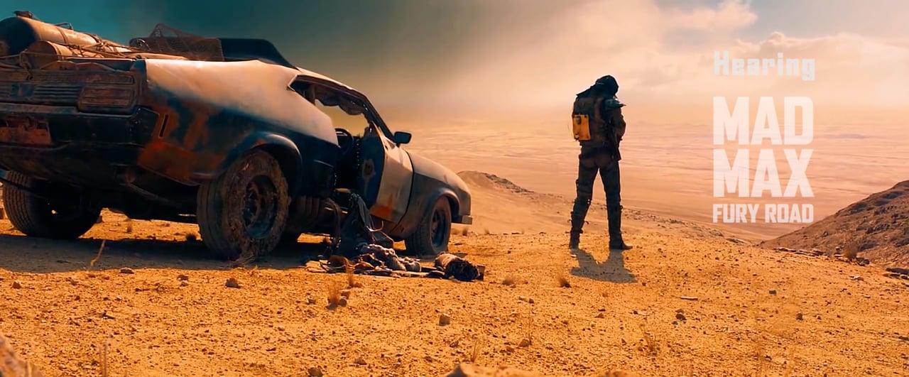 """""""Mad Max: Fury Road"""" war ja auch ein Film zum Anhören"""