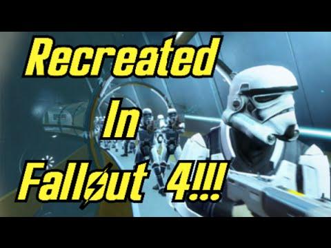 """""""ROGUE ONE: A STAR WARS STORY"""" funktioniert nachgestellt in """"Fallout 4"""" erstaunlich gut"""
