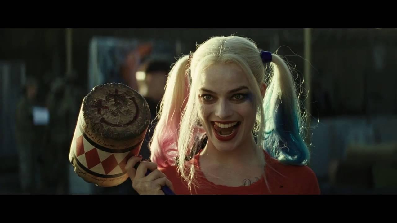 """""""Suicide Squad"""" bekam nochmal einen neuen Trailer und ich mag immerhin die Farben"""