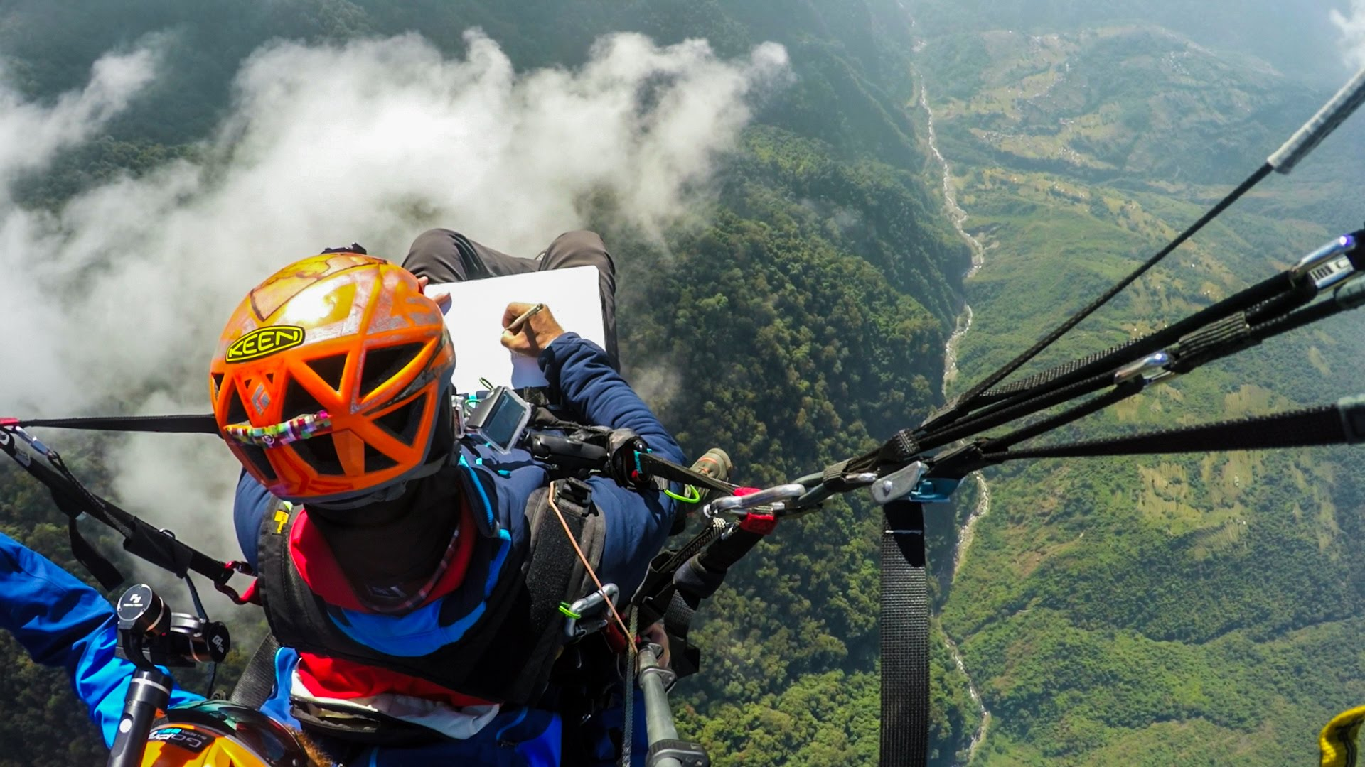 """The Art of Recovery"" – Eine GoPro-Reise nach Nepal"