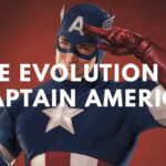 """The Evolution of Captain America in Television & Film"" von 1944 bis heute"