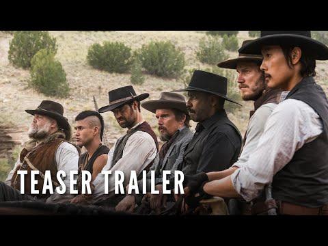"""""""The Magnificent Seven"""" wurde hochkarätig besetzt neu verfilmt und hier ist der erste Teaser"""