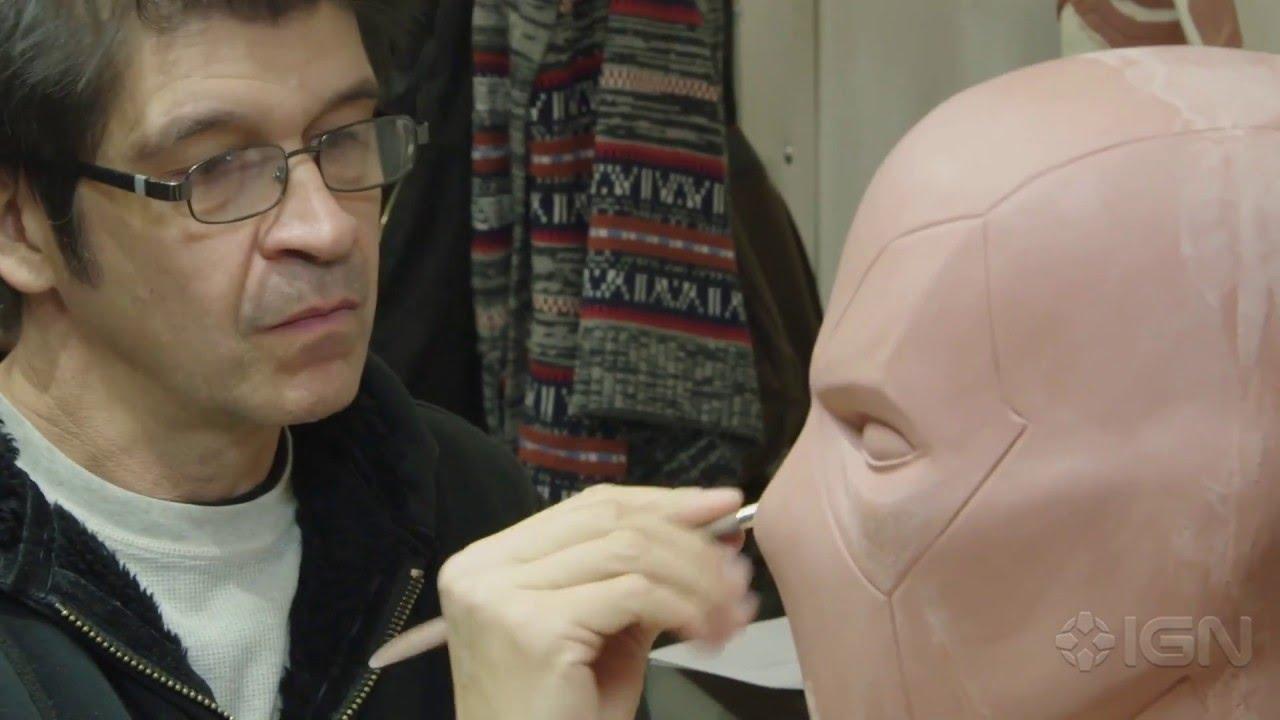 Wie die Maske von Deadpool in unserem Lieblingssuperheldenfilm gebaut wurde