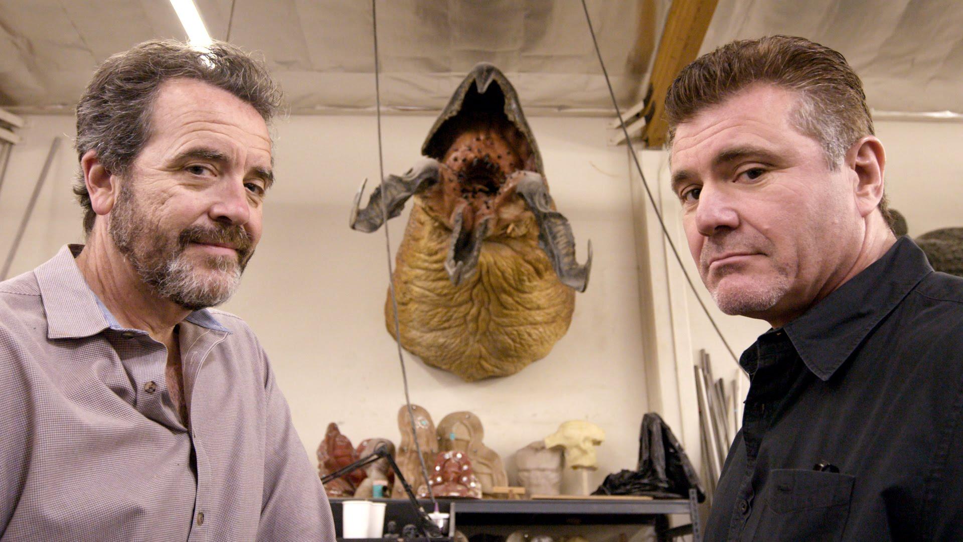 """Building Hollywood's Monsters By Hand"" – zwei weltbekannte Monsterbastler im Interview"