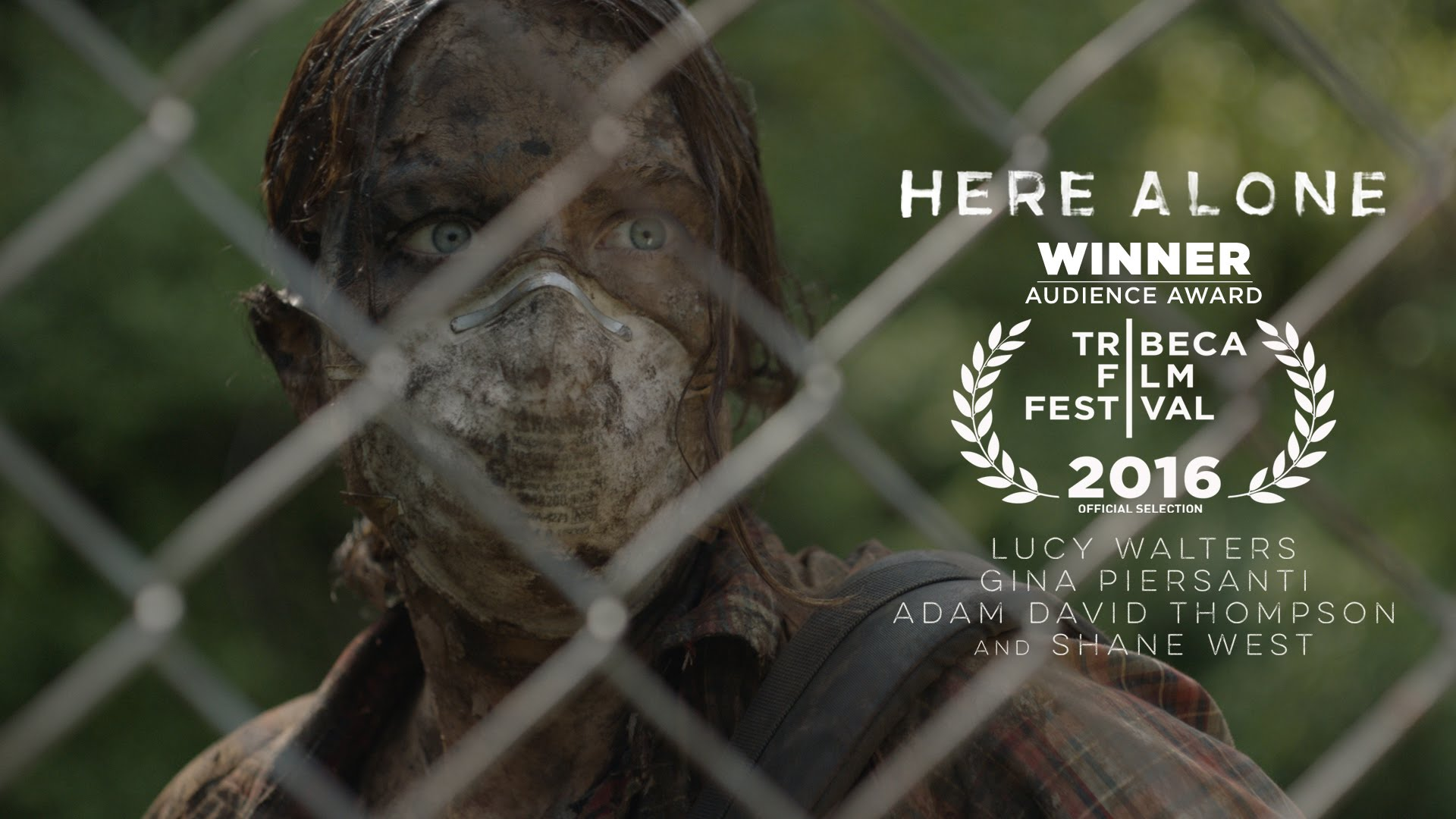 """Der Teaser zu """"Here Alone"""" verspricht einen interessanten post-apokalyptischen Film"""