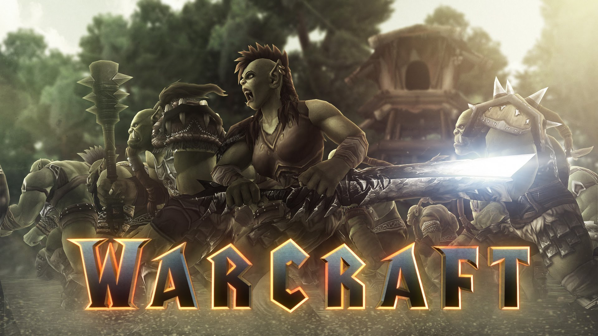 "Der ""Warcraft"" Film-Trailer nachgebaut in WoW"