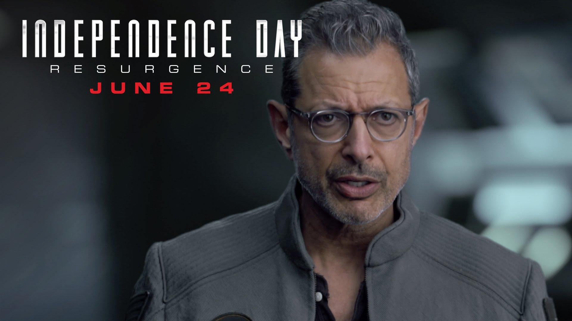 "Die ""Dokumentation"" über den ersten Alienangriff in ""Independence Day"" ist halt echt doof"