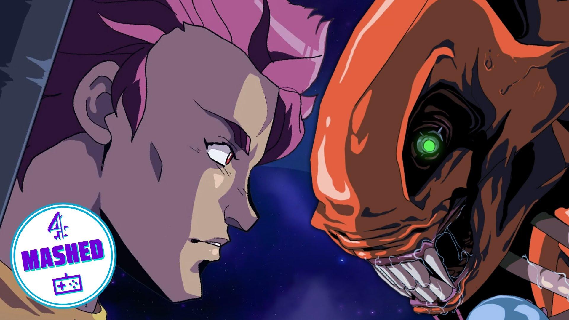 """Ein wunderschöner Anime-Tribute zum Spieleklassiker """"R-Type"""""""