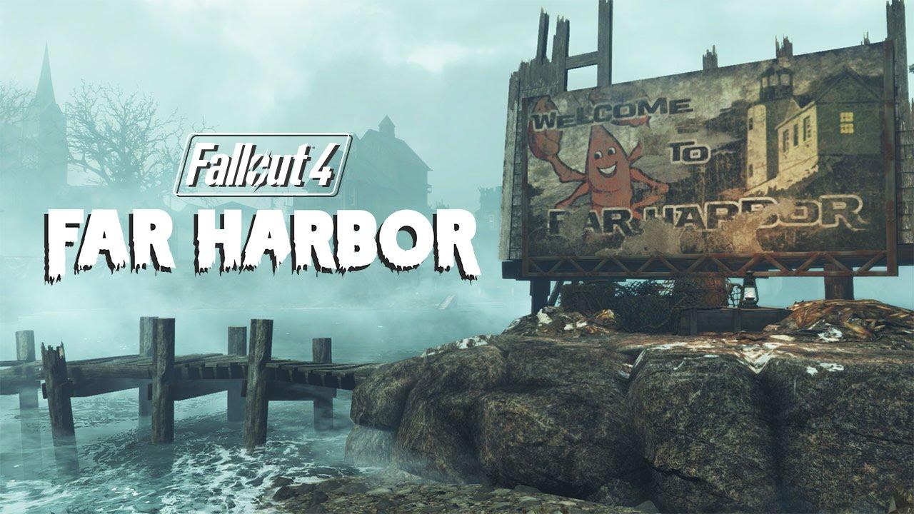 """""""Fallout 4"""": Heute erscheint übrigens der DLC """"Far Habour"""""""