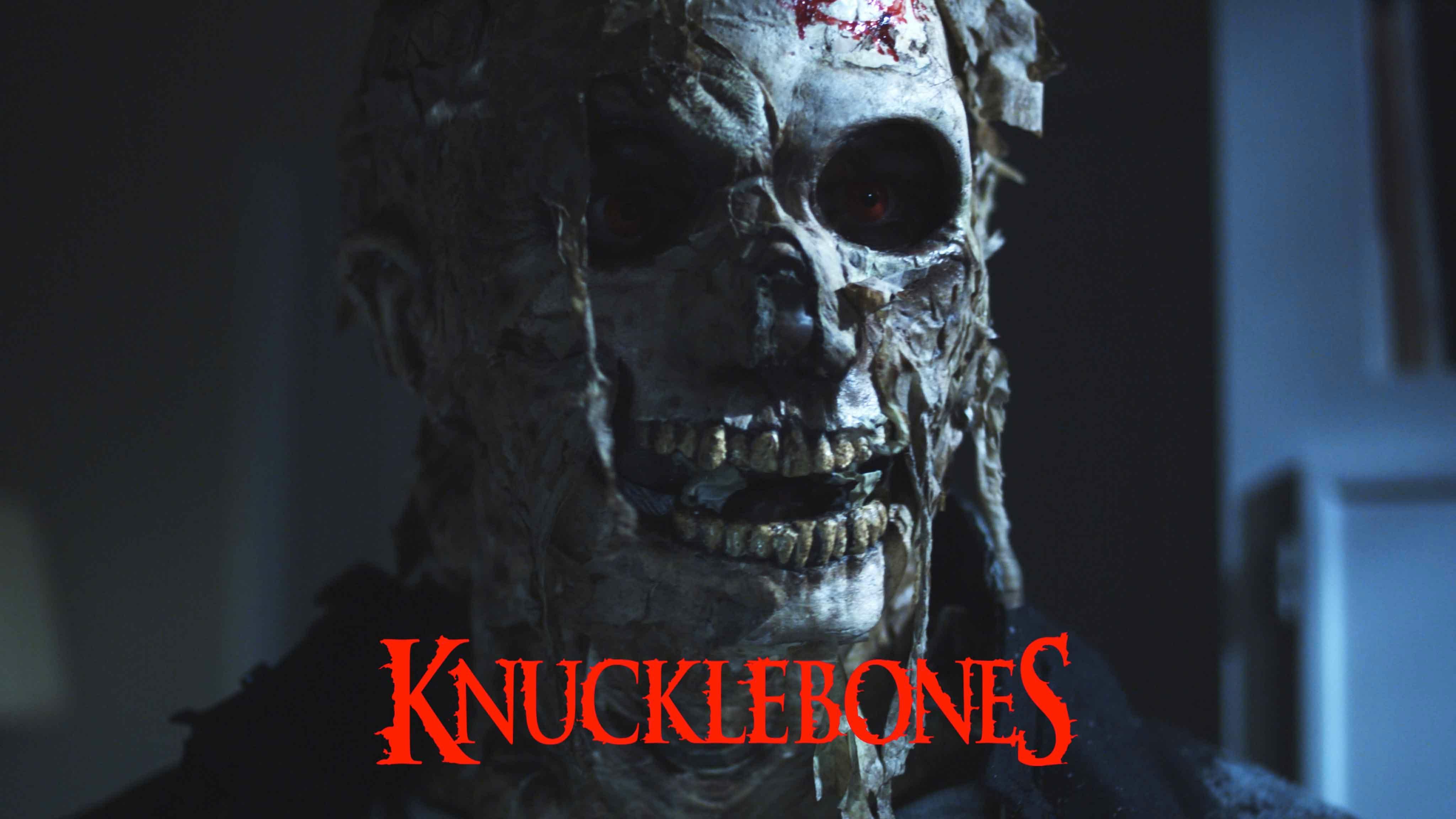 """Im Trailer zu """"Knucklebones"""" wollen Teenager mal wieder einen Dämonen beschwören"""