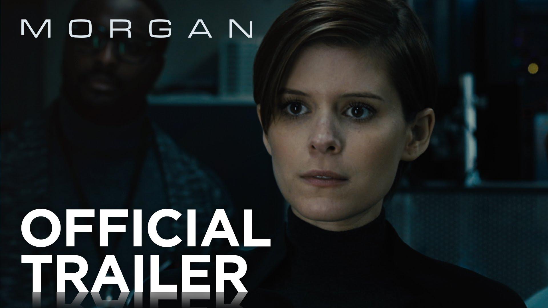 """Im Trailer zu """"Morgan"""" wird wieder eine KI in Menschenform entwickelt, die natürlich auch wieder ausrastet"""